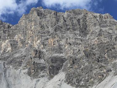 Klettersteig Tabaretta : Bergsteigen und anderes tabaretta klettersteig august